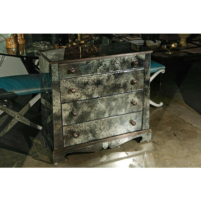 Paul Marra European Style Mirrored Chest - Image 2 of 10