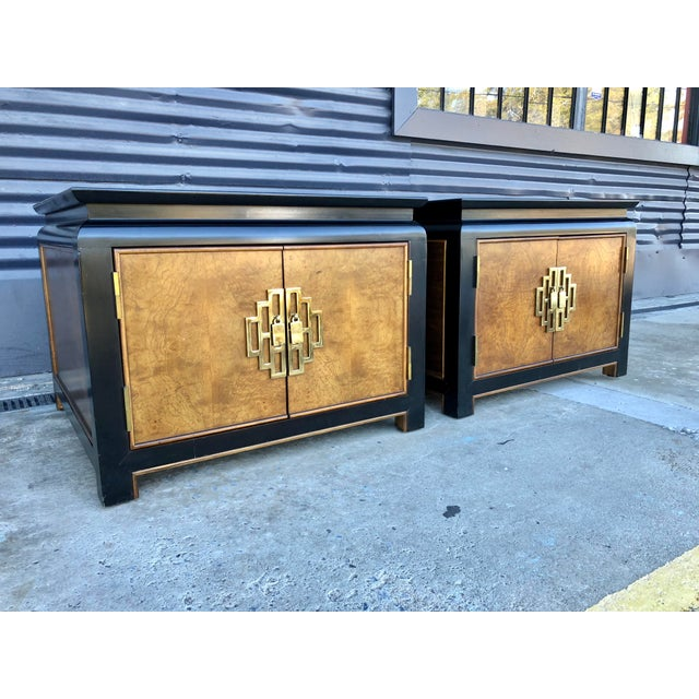 Century Furniture Chinoiserie End Tables-A Pair - Image 2 of 11