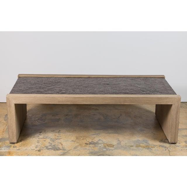 Modern Modern Paul Marra Waterfall Table For Sale - Image 3 of 10