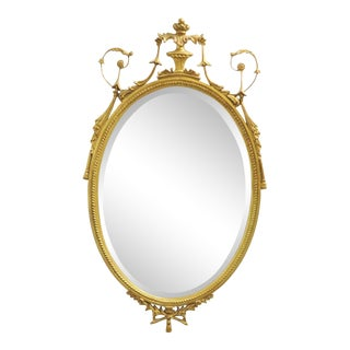 Carvers Guild Italian Style Mirror For Sale