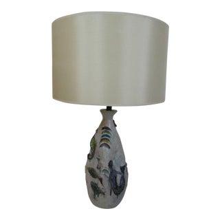 Marcello Fantony Chantal Monumental Mermaid Series Lamp
