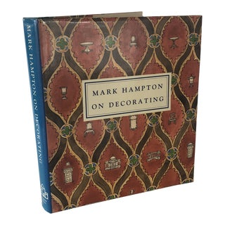 Mark Hampton on Decorating For Sale