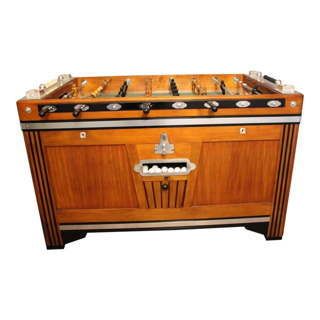 French Foosball Table For Sale