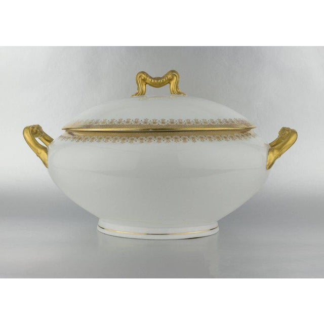 Limoges Covered Tureen - Image 2 of 11