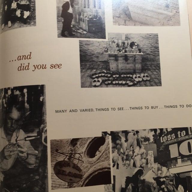 1964 World's Fair Belgian Village Book - Image 8 of 8