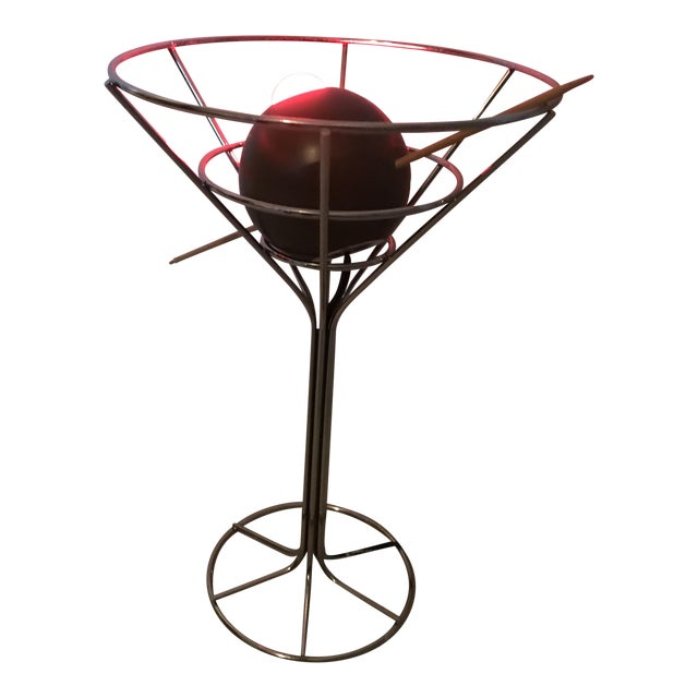 David Krys Original Design Martini Lamp For Sale