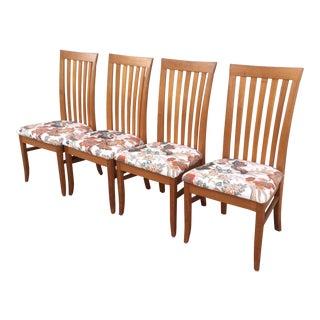 Benny Linden Design Teak Chairs- Set of 4 For Sale