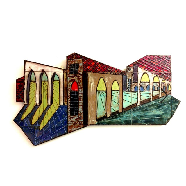 Ceramic Harris Strong Ceramic Wall Art For Sale - Image 7 of 7