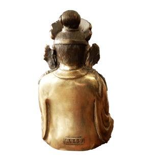 Vintage Bronze Buddha Preview
