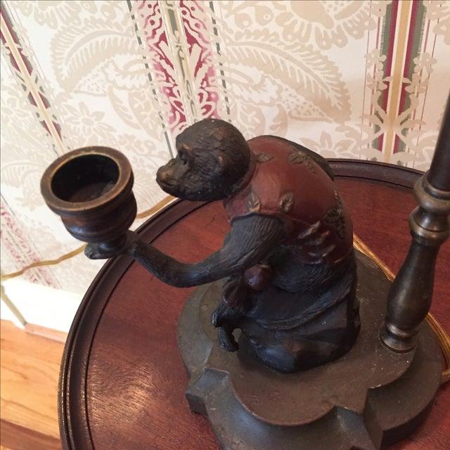 Chelsea House Monkey Lamp For Sale In Philadelphia - Image 6 of 7
