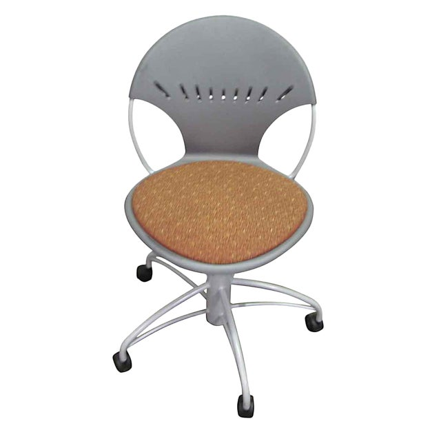 Modern Rolling Office Chair For Sale