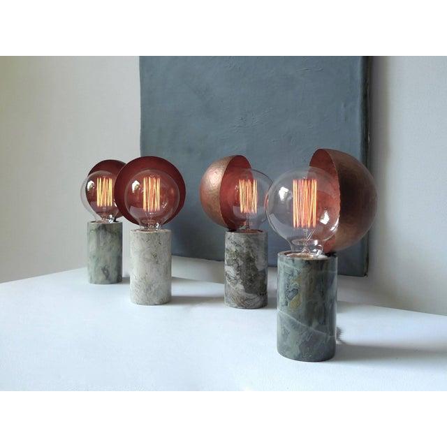 Sander Bottinga Marble Table Lamps, Sander Bottinga For Sale - Image 4 of 9
