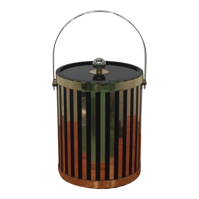 Mid Century Modern Ice Bucket - Image 1 of 7