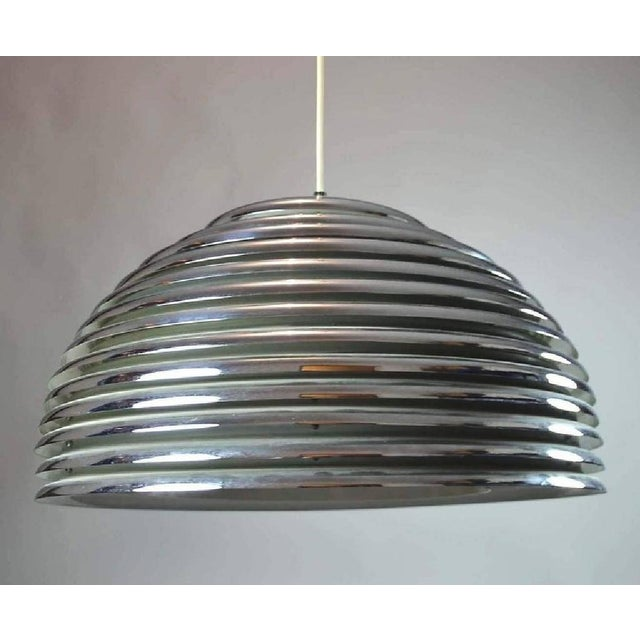 Saturno Hanging Lamp by Kazuo Motozawa for Staff Lights, 1970s For Sale - Image 4 of 6
