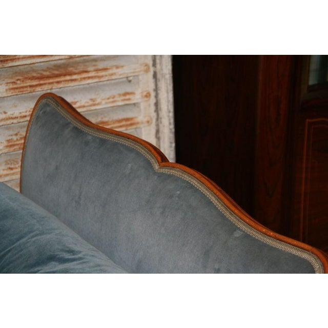 French Louis XV Style Daybed - Image 7 of 9