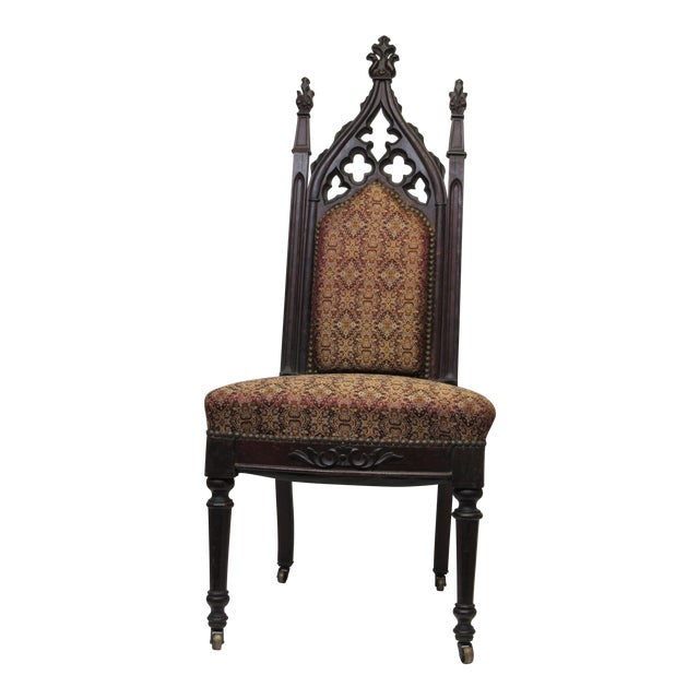 American Gothic Chair - Image 1 of 8