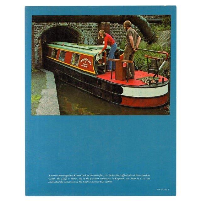 Vintage 'Cruising the Waterways of Europe' Book - Image 2 of 4