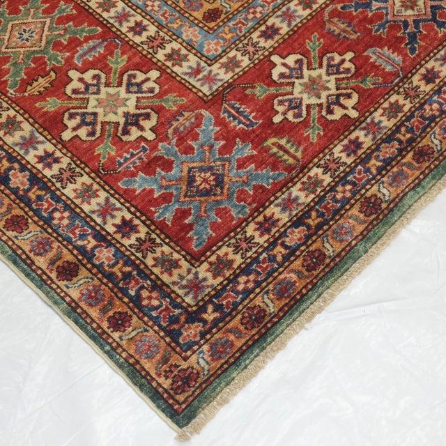 """Leon Banilivi Super Kazak Carpet - 11'8"""" X 9' - Image 4 of 4"""