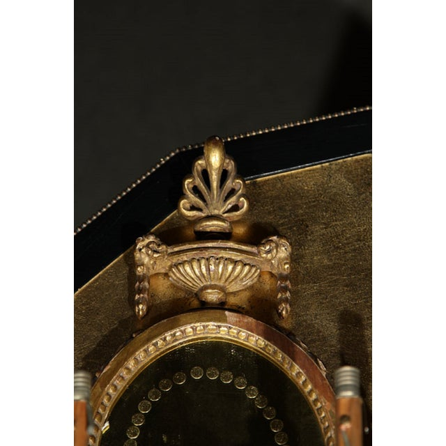 French French Gilded Sconces - Pair For Sale - Image 3 of 4