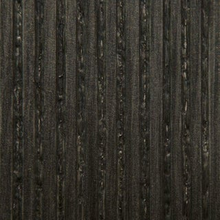 Sample, Maya Romanoff Galvanized - Cast Iron - Hand-Painted Paper Wallcovering For Sale
