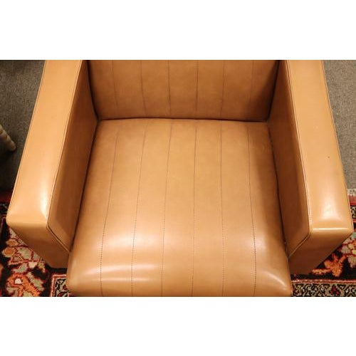 Vintage Mid Century Armchair For Sale - Image 4 of 10