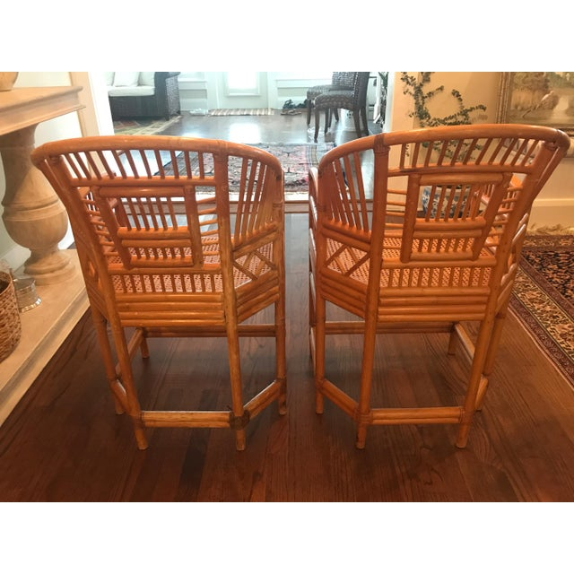 Vintage Brighton Chairs - A Pair - Image 4 of 4