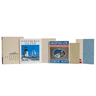 The Salty Seas Nautical Book Set, (S/15) Preview