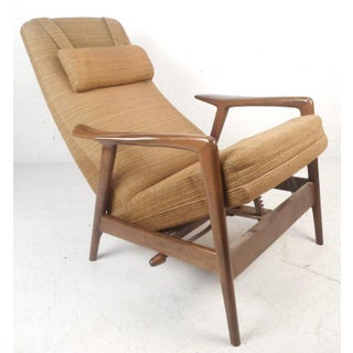 Mid-Century Modern Folke Ohlsson DUX Reclining Lounge Chair Preview