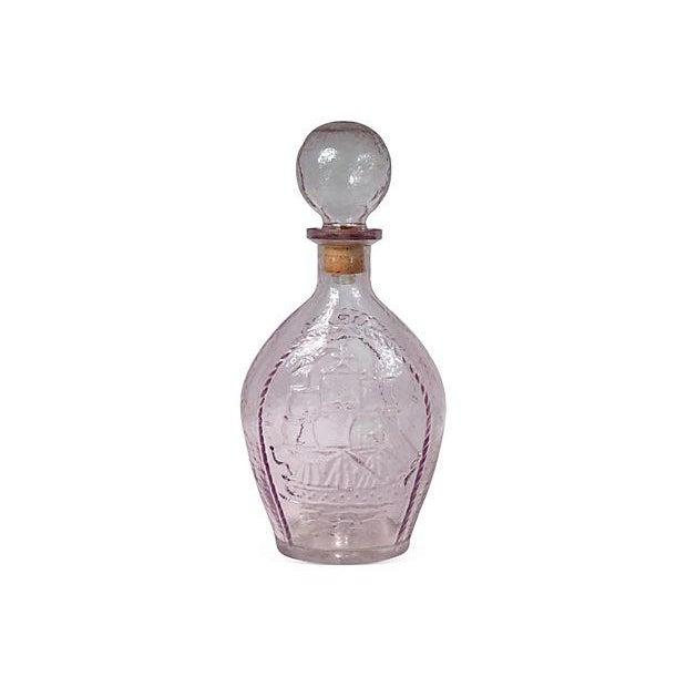 Americana Glass Bottles - Set of 3 - Image 3 of 7