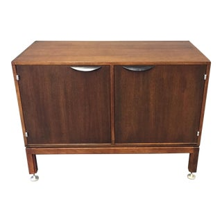 Jens Risom Mid-Century Cabinet For Sale
