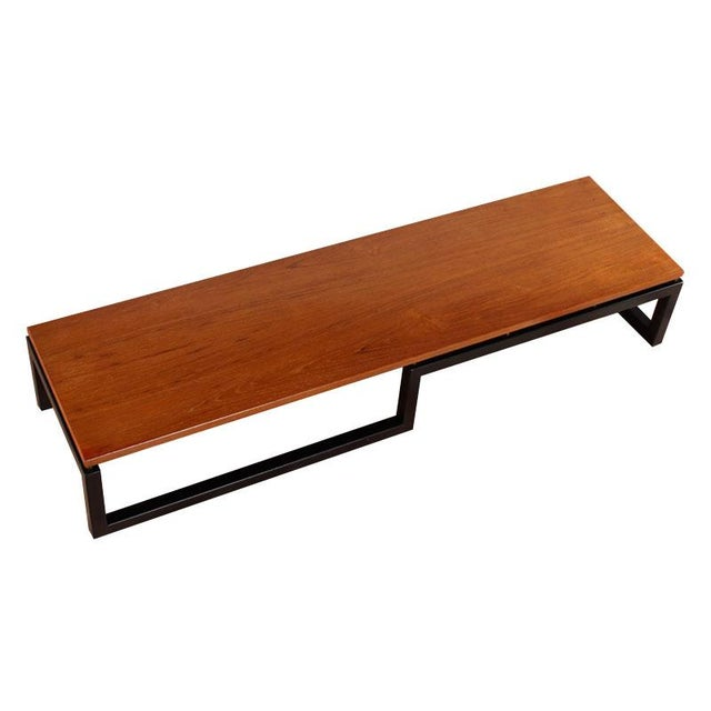 Restored Paul Tuttle for Baker Coffee Table - Image 1 of 6