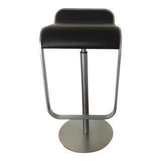 Modern LaPalma Lem Adjustable Swivel Stool For Sale