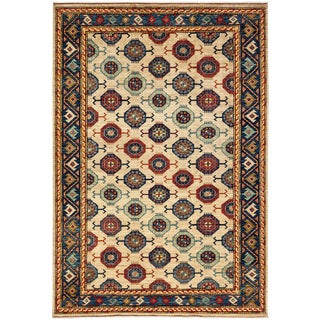 """Ziegler Hand Knotted Area Rug - 6' X 8'8"""" For Sale"""