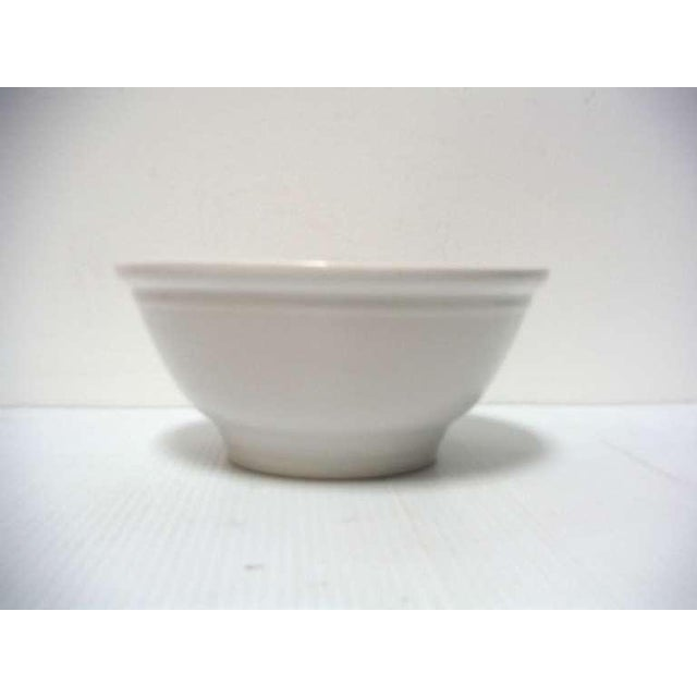 19th Century Ironstone Large Mixing / Fruit Bowl For Sale In Los Angeles - Image 6 of 7