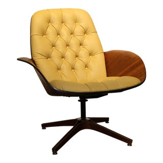 """1960s Vintage Plycraft """"His Lounge Chair"""" For Sale"""