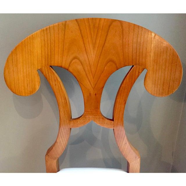 Biedermeier Dining Chairs - Set of 6 - Image 2 of 4