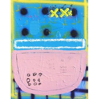 """""""I Wish I Lived in Your Pocket"""" Original Artwork by Sarah Svetlana For Sale"""