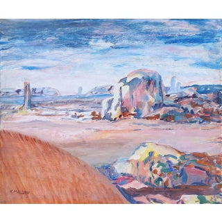 Monument Valley, Utah by N. Mallory For Sale