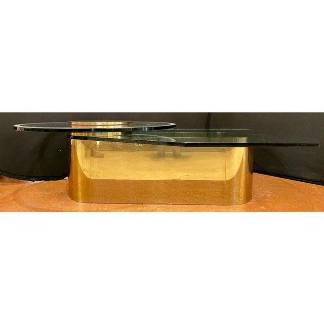 Dakota Jackson Self Winding Coffee Table For Sale - Image 9 of 12