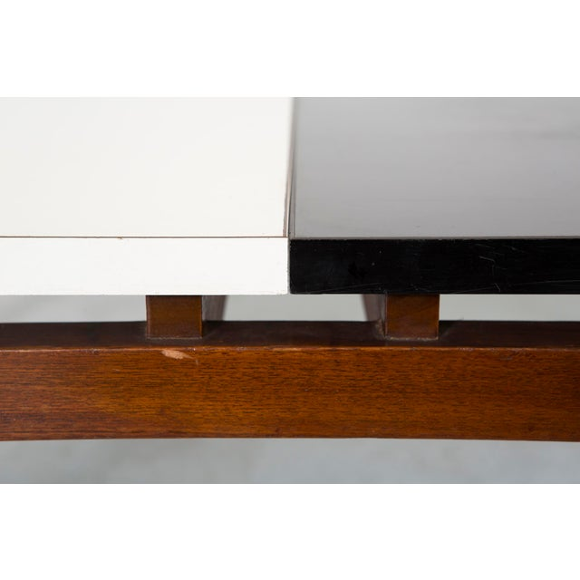 Walnut Lewis Butler Coffee Table For Sale - Image 7 of 11