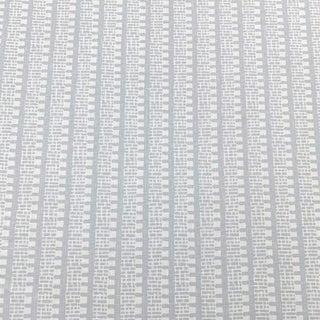 Transitonal Schumacher Kiosk Linen Designer Fabric by the Yard For Sale
