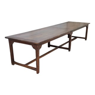 18th Century French Provencal Farm Table For Sale