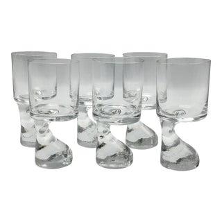 Joe Colombo Smoke Series Highball Glasses - Set of 6 For Sale