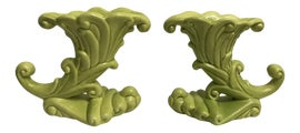 Image of Horn Candle Holders