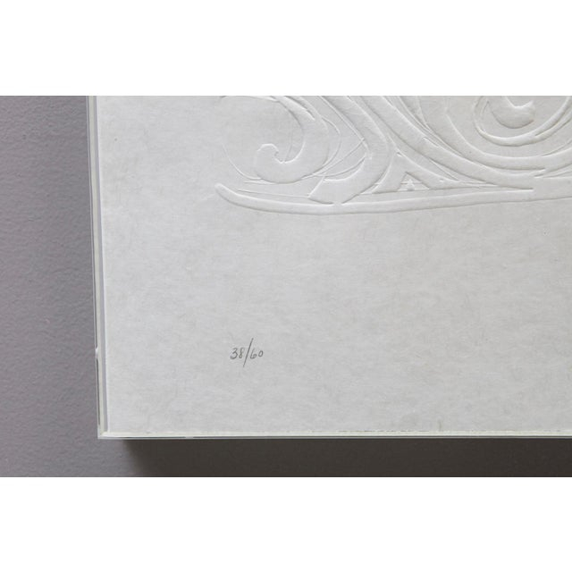 Alvar Sunol Munoz-Ramos, Untitled, Signed and Numbered, # 63/80, 1981 For Sale In New York - Image 6 of 11