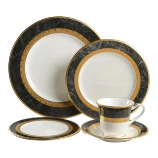 Noritake Opulence Bone China 5 Piece Place Setting For Sale