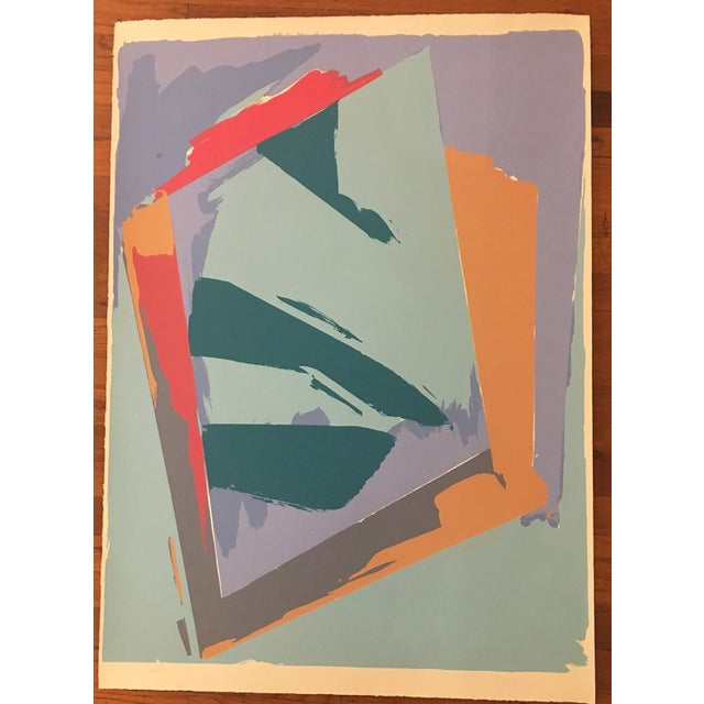 """Daryl Hughto """"Black River Bay"""", 1978 Edition of 150, Signed and Numbered in Pencil For Sale In San Diego - Image 6 of 6"""
