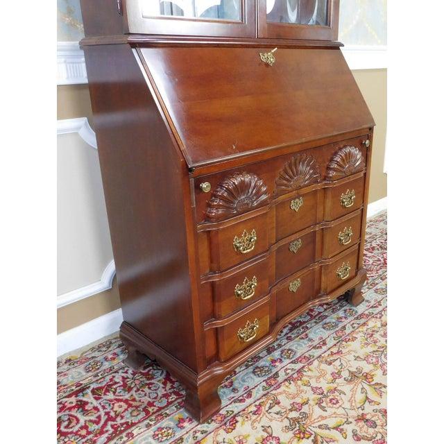 Jasper Cabinet Company Cherry Governor Winthrop Secretary ...