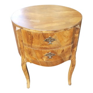 French Provincial Side Table For Sale
