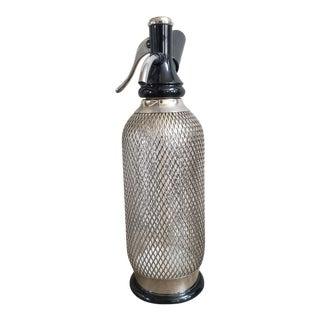 Mid Century Austrian Seltzer Bottle For Sale